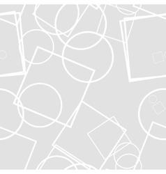 Print monochromic geometry vector image