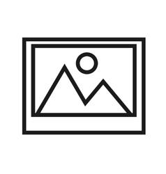 Picture symbol vector