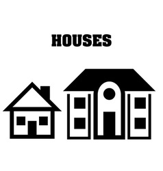 House design vector image vector image