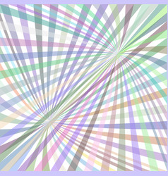 Multicolored curved ray background - graphic from vector