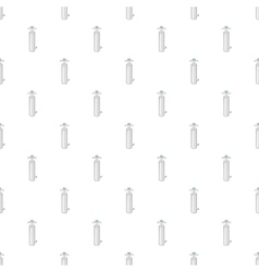 Air pump pattern cartoon style vector image