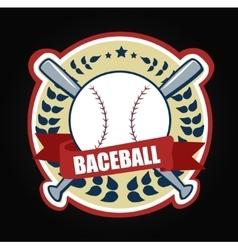 Sport baseballs vector