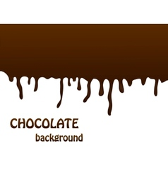 chocolate background editable vector image