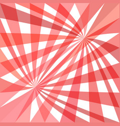 curved ray background - graphic vector image