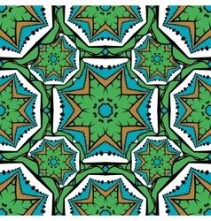Seamless pattern 2 Vintage decorative elements vector image vector image