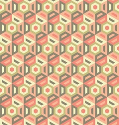 Pop-art background vector image vector image