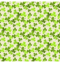 Saint paticks day pattern vector