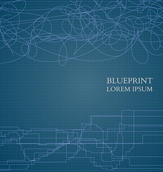 Abstract blueprint background for business vector image abstract blueprint background for business vector image malvernweather Images
