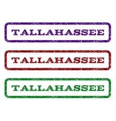 Tallahassee watermark stamp vector