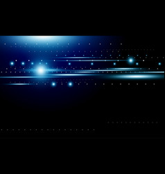 Abstract digital technology background desi vector