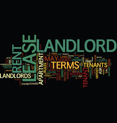The minefields in your lease text background word vector