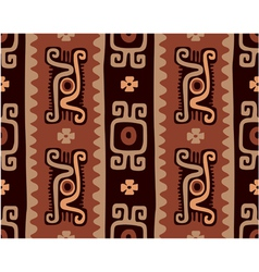 mexican seamless tile vector image vector image