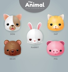 Animal and pet vector