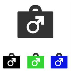 Potence tools flat icon vector