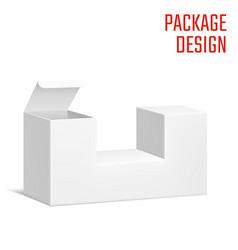 Diecut craft box 1 vector