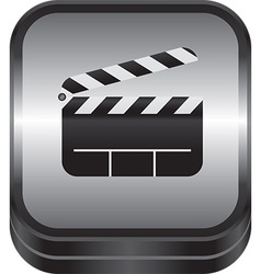 Movie app vector