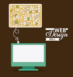 Responsive web design vector