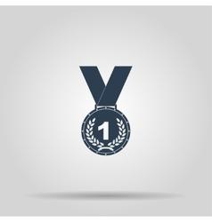 Medal icon concept for design vector