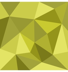 Mosaic green wrapping flat surface pattern vector