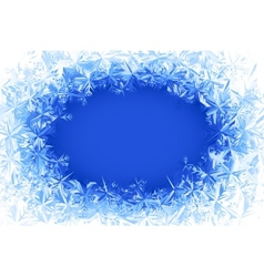 Frost frame vector