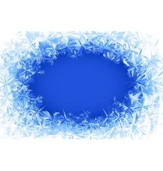 Frost frame vector