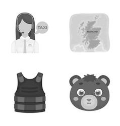 Profession travel tourism and other web icon in vector