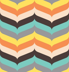 Ribbon chevron vector