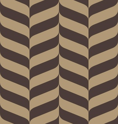 Chocolate chevron vector