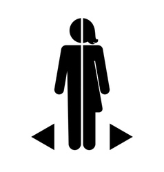 Gender differences vector