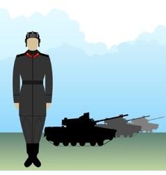 Tankman vector