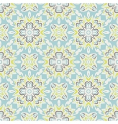 Vintage luxury pattern for fabric vector