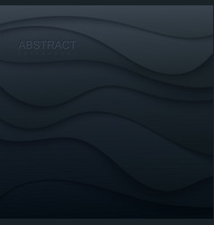 White paper topography relief vector