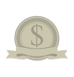 Money symbol design vector
