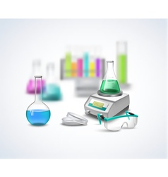 Chemical eqiupment composition vector