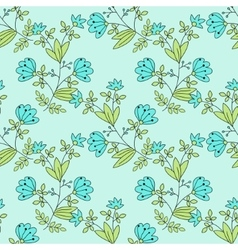 Sesamless pattern vector image vector image