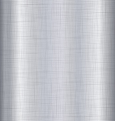 Aluminum Texture vector image vector image
