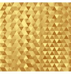 Golden texture vector