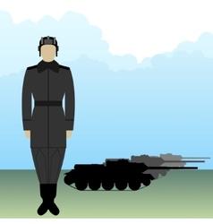 Tankman-1 vector