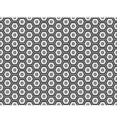 Honeycomb seamless pattern 4 vector