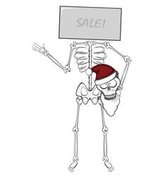 Skeleton buddy vector
