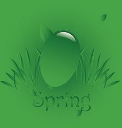 Spring easter 1 vector