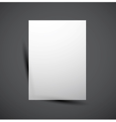 Web box shadow modern design vector