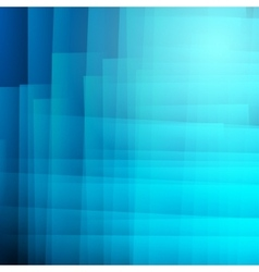 Abstract blue background - business card vector
