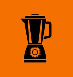 Kitchen blender icon vector