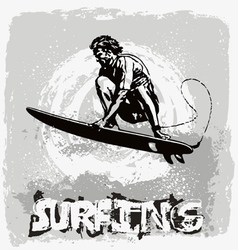 Surfing vector