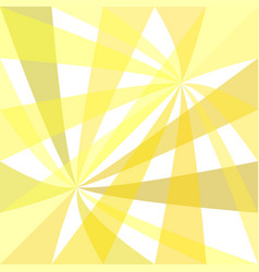 Curved ray background - graphic vector