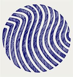 Abstraction fingerprint vector
