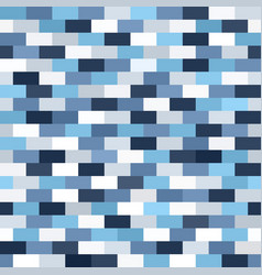 brick rectangle pattern seamless background vector image