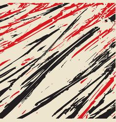 Grunge color distress texture vector
