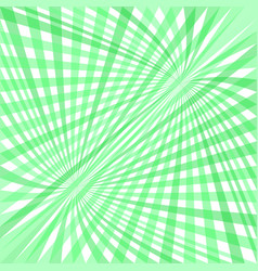 Ray burst background - design from curved rays vector